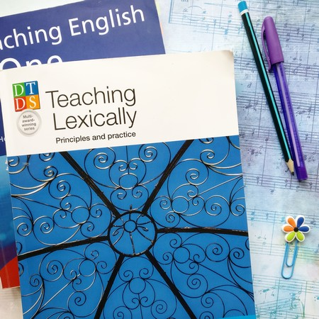 teaching lexically отзыв