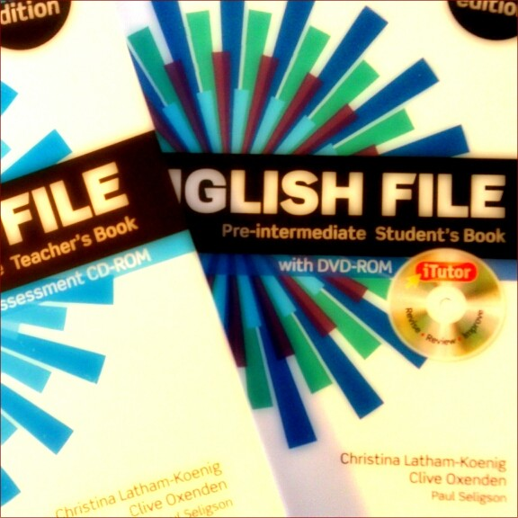 учебник English File Pre-Intermediate