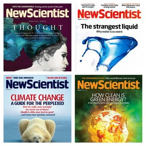 журнал new scientist