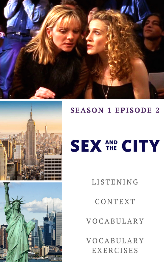 курс по sex and the city s1e2