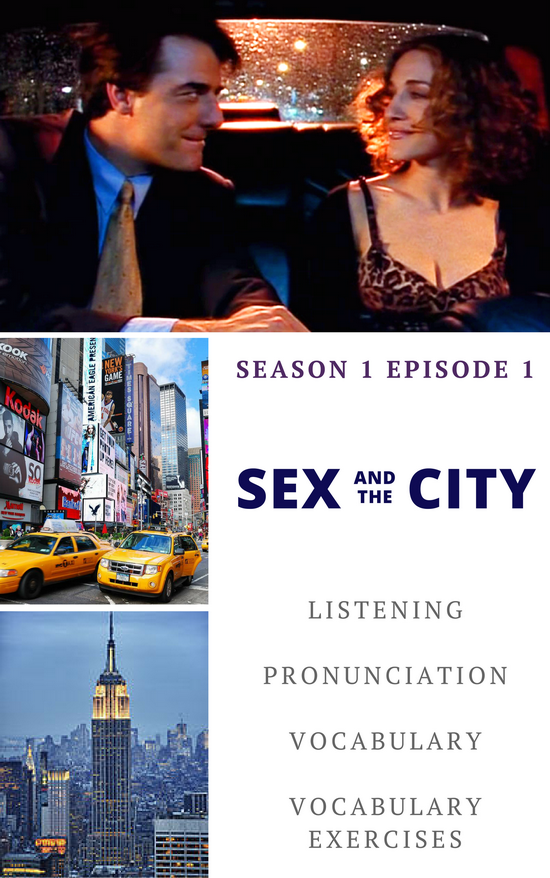 курс по sex and the city s1e1