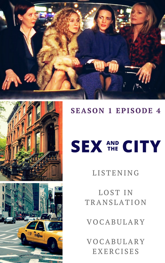 курс по sex and the city s1e4